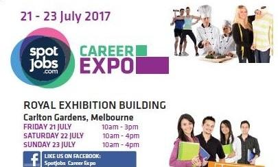 Spotjobs career expo 2017