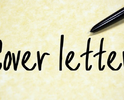 Making a Personal Connection with Your Cover Letter
