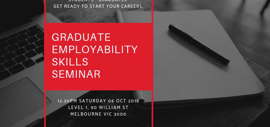 Graduate Employability Skills Seminar
