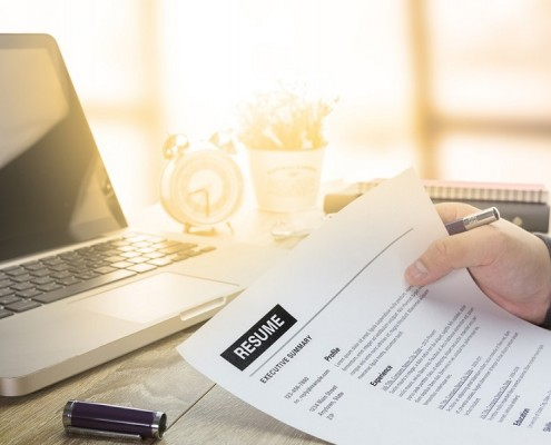 CV or Resume Advice - Job Application