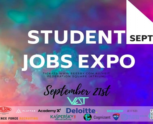 The Victorian Engineering and IT Student Jobs Expo